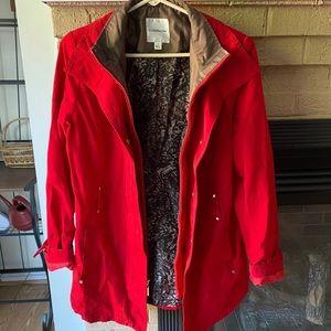 Croft&Barrow Red Jacket